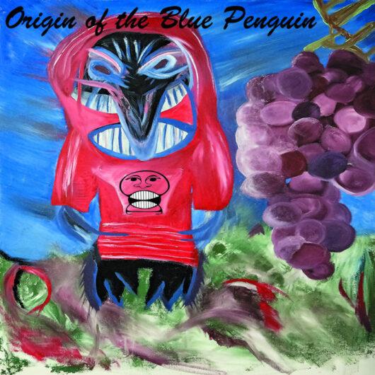 Origin of the Blue Penguin